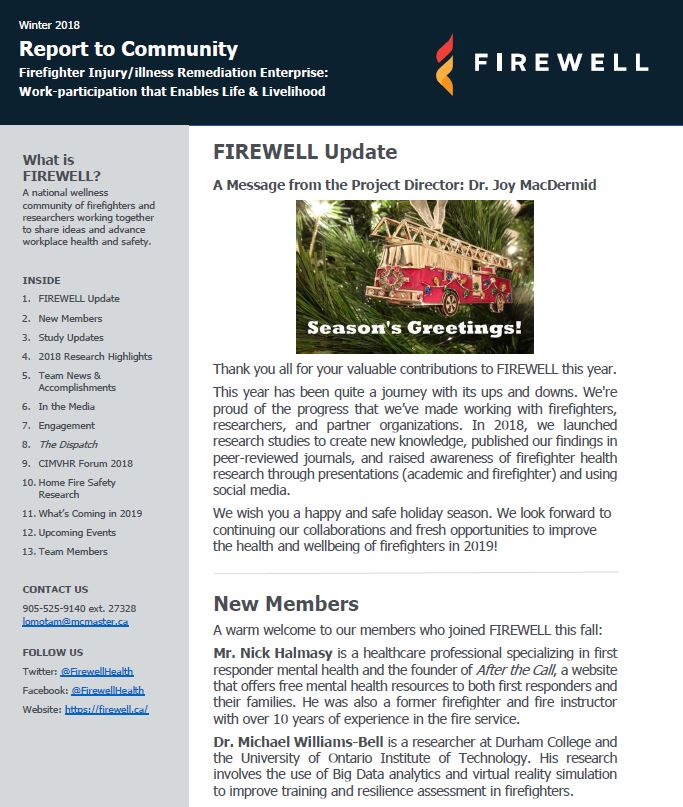 About Firewell – FIREWELL